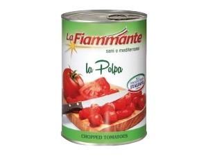 La fiammante  polpa di pomodoro gr 400