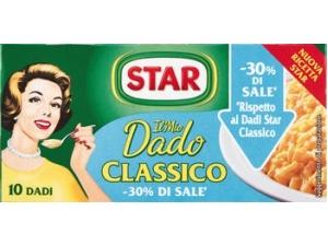 Star  i dadi -30% di sale  • classico • vegetale 10 cubi