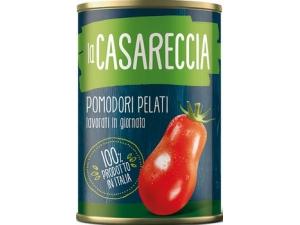 LA CASARECCIA  pomodori pelati gr 400