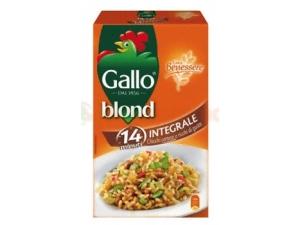 Gallo blond  riso integrale kg 1