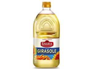 Sagra  olio di girasole  lt 2