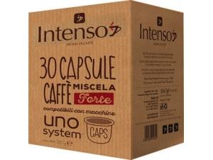 """Intenso capsule compatibili """"uno system"""" pz 30"""