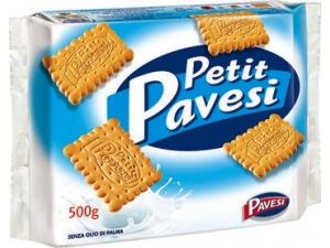 Pavesi biscotti petit gr 500