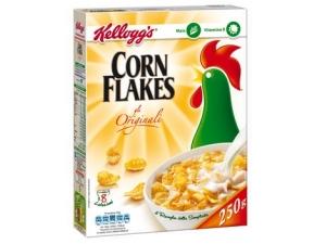 Kellogg's  corn flakes cereali  gr 250