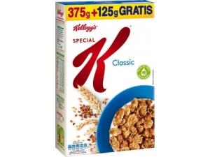 Kellogg's special k  (gr 375 + gr 125 gratis)