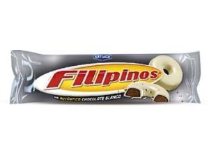 Cuetara filipinos  • bianco • cioccolato gr 135