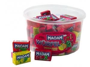 Maoam  caramelle morbide alla frutta pz 50