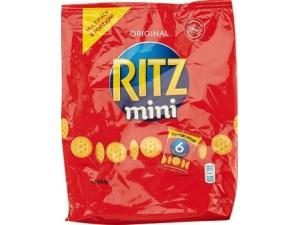 Saiwa  mini ritz crackers  multipack 6 bustine gr 240