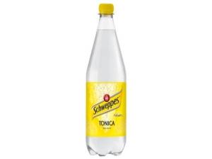 Schweppes • tonica • limone • cedrata • agrumi • pompelmo rosa • bitter lemon lt 1