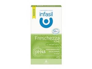 Infasil  detergente intimo  • freschezza attivA • PREVENZIONE  • lenitivo ml  200