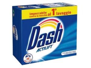 Dash  detersivo in polvere  per lavatrice - 25 misurini