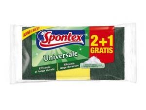 Spontex spugna universale pz 2+1