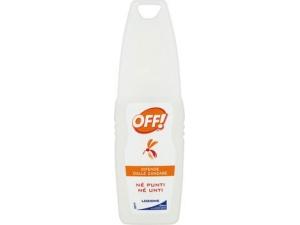 Off!  antizanzare ml 100 • spray • lozione