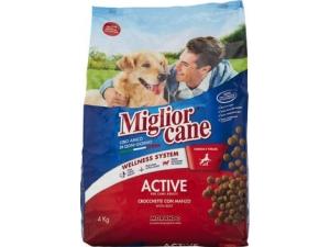 Miglior cane  crocchette per cane con manzo kg 4