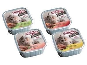 Miglior gatto  sterilized vari gusti in vaschetta gr 100