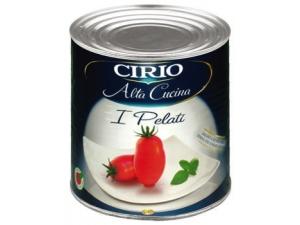 Cirio  alta cucina  pomodori pelati kg 3