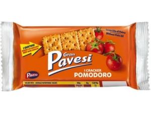 Gran pavesi cracker pomodoro  pacco singolo gr 35