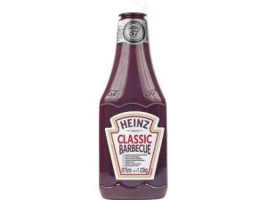 Heinz bbq sauce ml 875