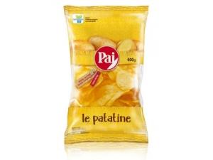 Pai trasparenti  patatina   gr 500
