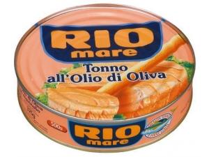 Rio mare  tonno all'olio di oliva  gr 500