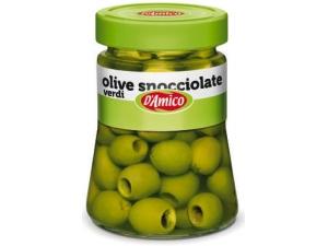 D'amico olive verdi snocciolate  gr 290