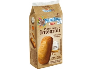 Mulino bianco plumcake integrale gr 330