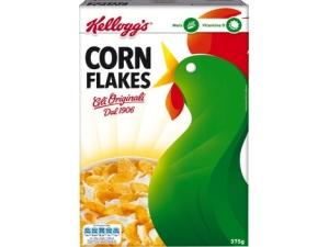 Kellogg's corn flakes  gli originali  gr 375