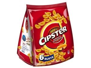Saiwa cipster  multipack 6 buste gr 132