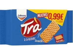 Galbusera  tra  cracker classico gr 200