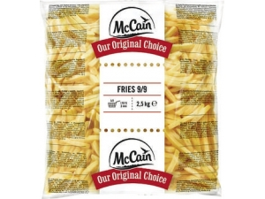 Mc cain  patate stick  original 9/9 mm kg 2,5