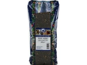 Drogheria pepe nero • grani • macinato kg 1
