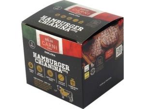 Baldi hamburger di chianina igp gr 200 x 8