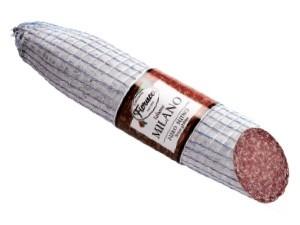 Fiorucci salame milano metà sottovuoto al kg