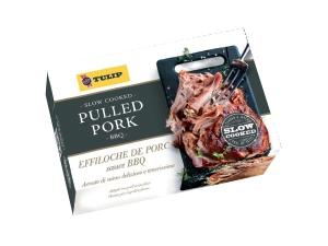 Tulip  spalla di maiale sfilacciato  pulled pork sauce BBQ gr 550