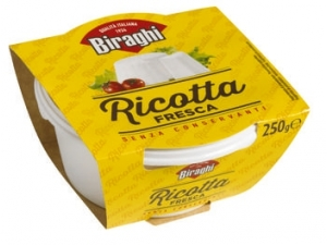 Biraghi  ricotta fresca  gr 250