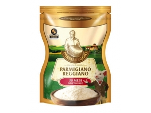 Parmareggio  parmigiano reggiano  30 mesi grattugiato  gr 60