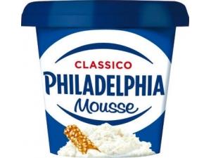 Philadelphia mousse 130 gr • classico • noci