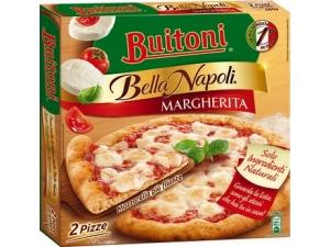 Buitoni bella napoli  2 pizza margherita gr 660