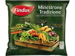 FINDUS Minestrone Tradizione gr 400