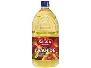 Sagra olio di arachide lt 2