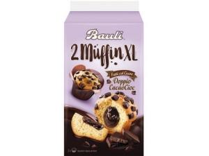 BAULI  muffin XL  • doppio cacao • triplo cacao GR 220