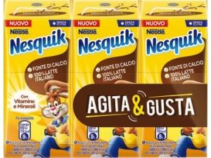 Nesquik ready to drink gr 180 x 3