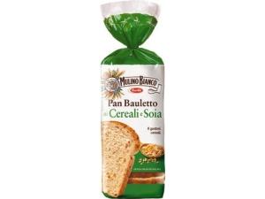 Mulino bianco  pan bauletto  • integrale • cereali e soia gr 400