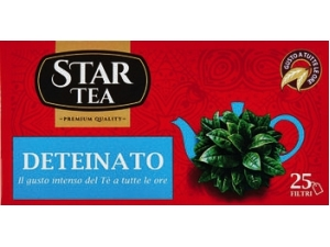 Star  tea deteinato 25 filtri