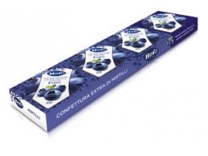 Hero confetture poker classiche mirtillo gr 25 x 4