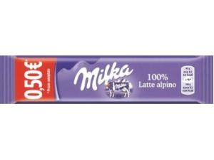 Milka  Tavoletta Latte  Gr 25