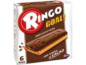 Ringo Goal!  6 snack • latte • cacao gr 168