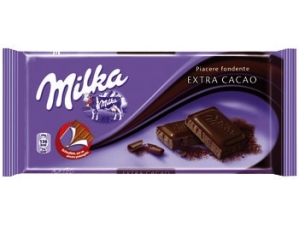 Milka Tavolette  • LATTE • NOCCIOLA • BIANCO • RISO • TENERO CUORE • EXTRA CACAO • CHIPS AHOY • OREO GR 100  • BUBBLY LATTE GR 90