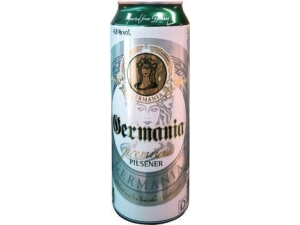GERMANIA BIRRA PILSENER  LATTINA CL 50