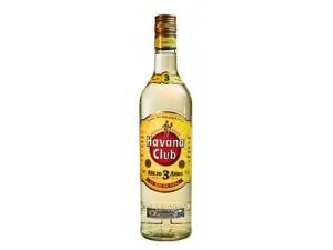 Havana club  anejo 3 anos cl 70